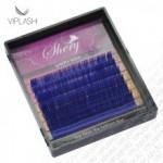 Shery Silk (Шелк) 6 линий Синий микс