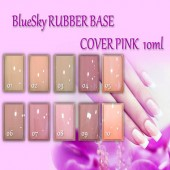 BlueSky BASE RUBBER cover pink