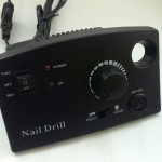 Аппарат для маникюра и педикюра мод.DM868-2 (черный)