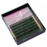 Shery Silk (Шелк) 6 линий Зеленый микс