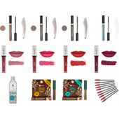 Декоративная косметика (для ресниц, бровей и губ)