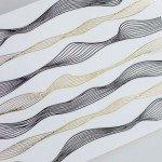 Гибкая лента для дизайна, Волна №2 Lovely